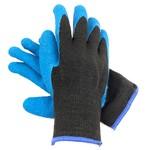 Перчатки Акриловые утепленные со вспененным  латексным покрытием