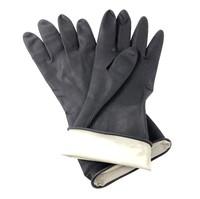 Перчатки резиновые технические КЩС тип 1