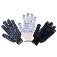 Перчатки ХБ 3 нитка 7,5 класс с ПВХ точка (эконом)