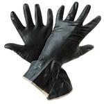 Перчатки резиновые технические КЩС тип 2