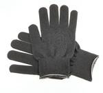 Перчатки нейлоновые черные (Россия)