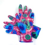 Перчатки нейлоновые Садовые с полиуретановым покрытием