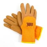 Перчатки Акриловые с глубоким вспененным латексным покрытием