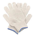 Перчатки ХБ 5 нитка 7,5 класс без ПВХ
