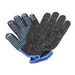 Перчатки Зимние ПШ ручной оверлок с ПВХ