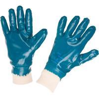 Перчатки Нитриловые Резинка