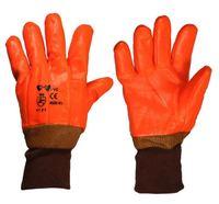 Перчатки нефтеморозостойкие Пламя (манжет)